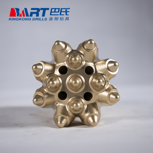 T45-89mm Threaded Button Bit