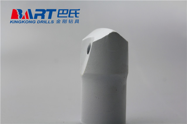 Rock Drilling Spare Parts Tapered Chisel Bit for drilling small hole